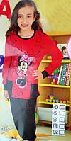 Яркая пижама для девочки Микки