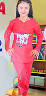 Подростковая пижама для девочки Мишки