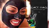 Черная маска-пленка от угрей и черных точек Black Mask by Helen Gold, купить черную маску