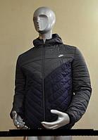 Мужская осенняя куртка Найк.  M, L, XL, XXL, XXXL
