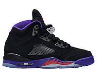 "Кроссовки для баскетбола Air Jordan 5 Retro (GG) ""Raptors"""
