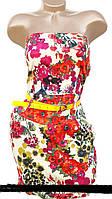 Модный женский сарафан-топ Красивый и яркий женск