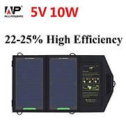 Зарядка на солнечных батареях Allpowers 5v10w