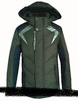 Зимняя куртка для мальчиков,  6-10 лет.
