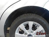 ЗАДНИЕ подкрылки 2шт Hyundai Getz 2002-2011