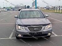 Мухобойка-дефлектор Hyundai Sonata NF 2004-2010