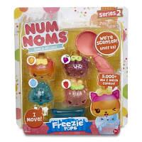 Набор ароматных игрушек NUM NOMS S2 СМУЗИ-ФАНТАЗИЯ 3 нама 1 ном с аксессуарами 544067