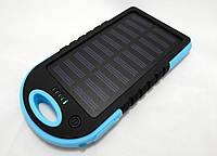 Power Bank  UKC 10800mAh Smart - портативное зарядное устройство, солнечная батарея, фонарь, туризм, повербанк