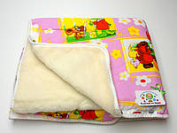 Детское меховое одеяло (дизайн Винни  пух и Пятачок )