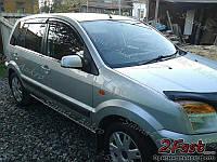Ветровики-дефлекторы Ford Fusion 2002-2012