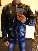 Короткая мужская куртка-ветровка Phillip Plein