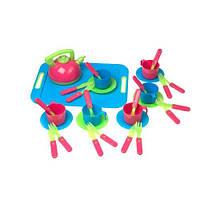 Набор детской посуды 04-421 Киндервей