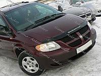 Мухобойка-дефлектор Dodge Caravan IV 2001-2008