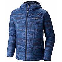 Мужская куртка Columbia SADDLE CHUTES™ HOODED JACKET синяя WO1144 452