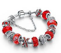Оригинальный браслет в стиле Pandora (6 расцветок и один размер)