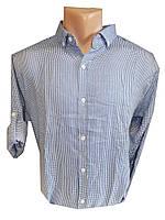 Рубашка мужская мелкий узор трансформер