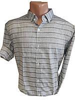 Рубашка мужская трансформер полосы