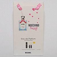 Moschino Funny мини парфюмерия 3х15ml