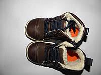 Ботинки  на мальчика р.25