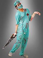 Карнавальный костюм доктора на Хэллоуин