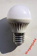 5штук Лампочки LED, цоколь Е27, 4 Вт