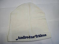Спортивная шапочка мужск именная экипировка Швеция