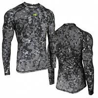 Рашгард, спортивная мужская кофта Radical Furious Rushguard, компрессионное белье