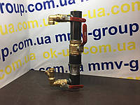 Байпас для систем отопления 40 кран/короткий Харьков