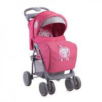 Коляска Bertoni Foxy Pink Kitten