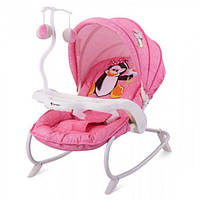 Кресло-качалка Bertoni Dream Time Pink Penguin