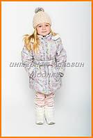 Зимняя детская Куртка для девочки  DT-8226