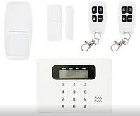 Беспроводной комплект сигнализации PoliceCam GSM 30С Base