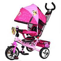Трехколесный велосипед Profi Trike MM 0156-02