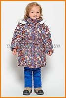 Курточкака для девочки зима  DT-8226