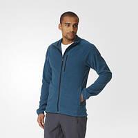 Флисовая куртка для мужчин адидас Reachout Modular AP8379 - 2016/2
