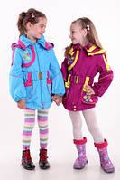 Верхняя одежда для детей (куртки, плащики, ветровки)