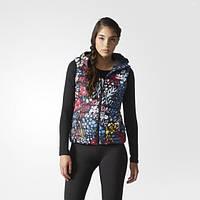Жилетка женская adidas Slim Vest AY4748 - 2016/2
