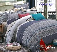 Хлопковый  комплект постельного белья, двуспальный размер,  Palermo
