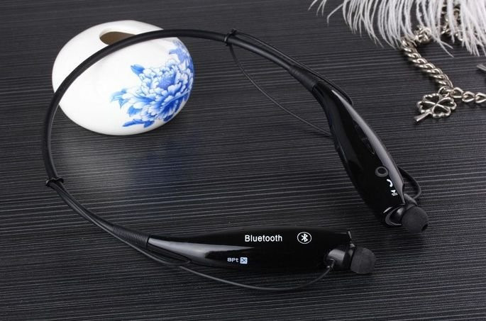 Bluetooth стерео наушники HV 800 копия LG tone pro