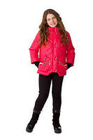 Куртка для девочки демисезонная Верона на рост 152 см, цвета в ассорт.