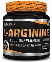 Предтренировочник BioTech L-Arginine (300 g)