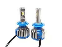Светодиодные лампы головного света H7 35W, Sho-Me G1.5
