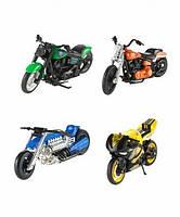 Игрушка мотоцикл Hot Wheels обновлённый X4221