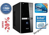 Персональный компьютер Intel Core i3 (3.3GHz) +4Gb+500Gb+Intel_HDGraphics