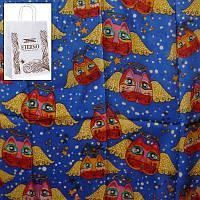 Платок шелковый ETERNO (ЭТЕРНО) репродукция картины в стиле Марка Шагала ES20100