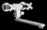 Смеситель двухвентильный от производителя Welle модель Werner 37102X2-T-23 для ванны и душа