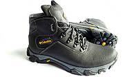 Мужские  зимние кожаные ботинки Columbia Evolution