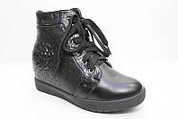 Модные зимние ботинки для девочки, 33-38