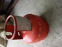 Баллон газовый для туризма 5 литров СССР