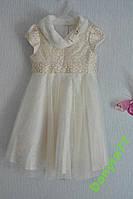 Шикарное платье для маленькой принцессы!!!